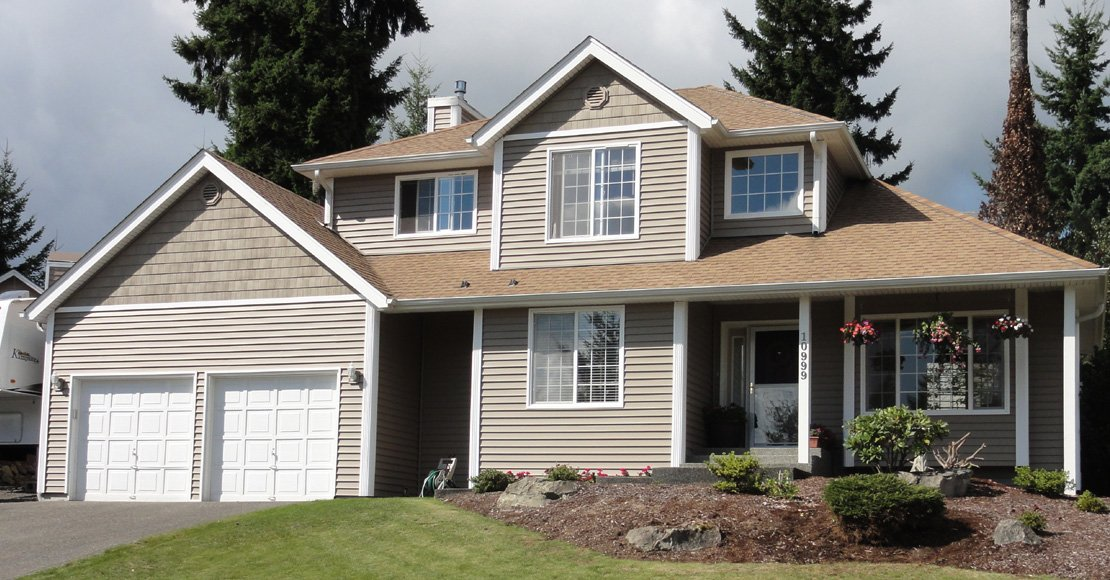 Vinyl Siding Seattle Wa Siding Contractor Seattle